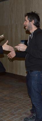 1000 Handshakes
