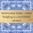 Do you feel like a relationship disaster zone?
