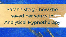 Sarah's story of becoming an Analytical Hypnotherapist