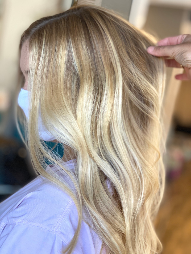 Fun + Playful Balayage