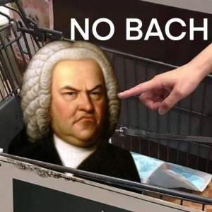 No Bach