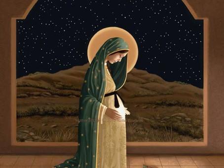 En el día de Nuestra Señora de la Dulce Espera
