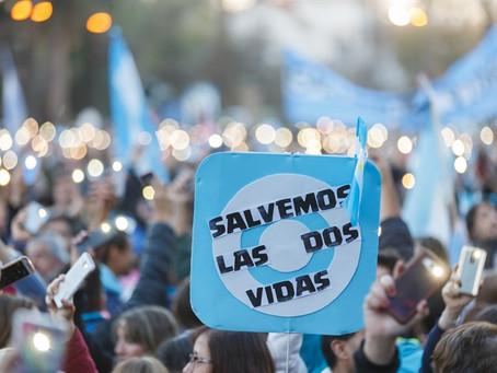 SALVEMOS LAS DOS VIDAS. Consorcio de Médicos Católicos de Buenos Aires