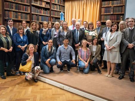 Seminario: Ética en el inicio de la vida humana en la Academia Nacional de Medicina