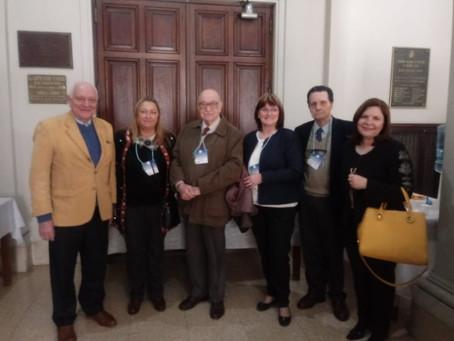 El Consorcio de Médicos Católicos de Buenos Aires presente en el Congreso Internacional del CAEEM
