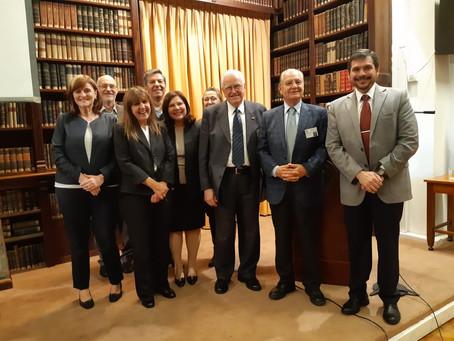 Apertura del Seminario: Ética en Investigación. Consejo Académico de Ética en Medicina.