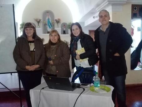 Comunidad Educativa del Instituto Parroquial Nuestra Sra. de Lourdes. Mariano Acosta. Merlo. Bs.As
