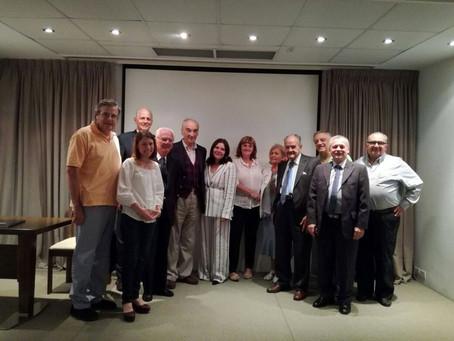 Nuevas Autoridades del Consorcio de Médicos Católicos de Buenos Aires