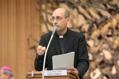 TRISTEZA PROFUNDA. Mons. Víctor Manuel Fernandez