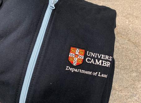 Visit to University of Cambridge, September 2019
