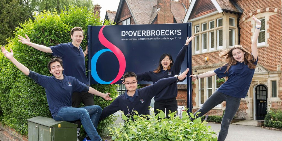 d'Overbroeck's IGCSE and Sixth Form Programmes