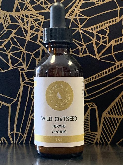 Wild Oatseed Tincture