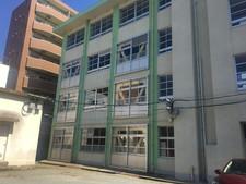 福岡市立高宮小学校 耐震改修