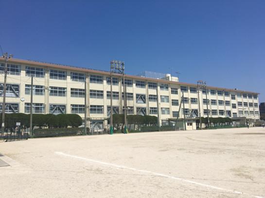 福岡市立下山門小学校 外壁改修
