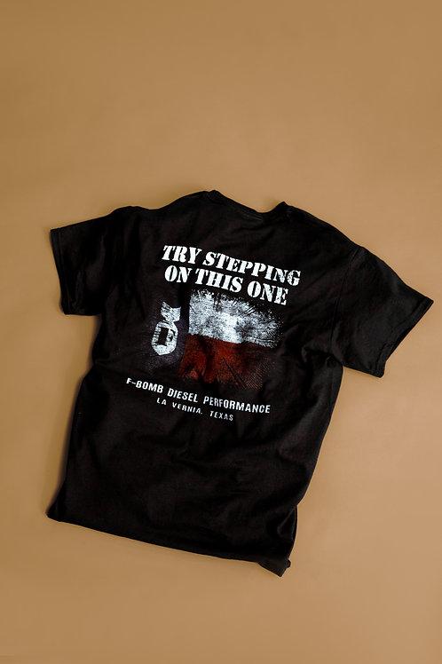 F-Bomb Flag T-Shirt