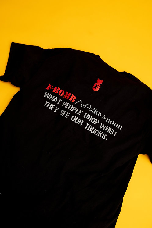 F-Bomb Definition T-Shirt