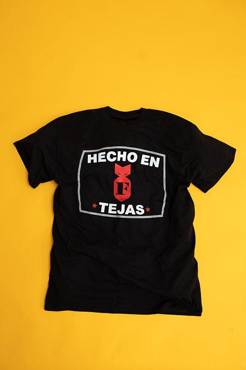 Short Sleeve Hecho en Tejas T-Shirt