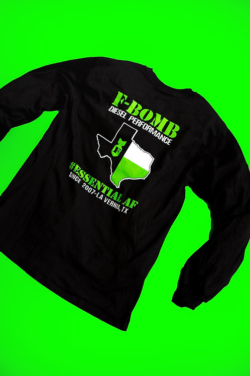 Long Sleeve Essential AF T-Shirt