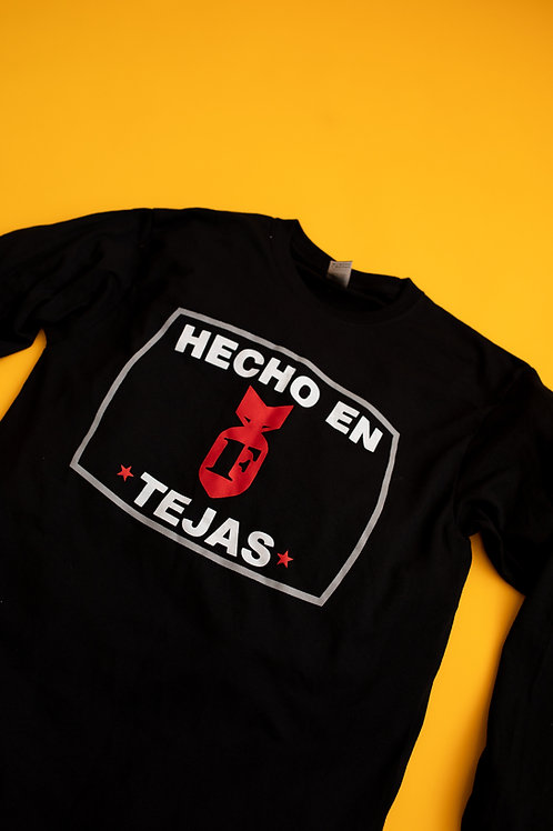Long Sleeve Hecho En Tejas T-Shirt