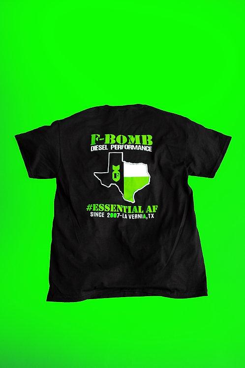 Short Sleeve Essential AF T-Shirt