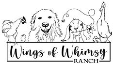 Wings of Whimsy Ranch LOGO