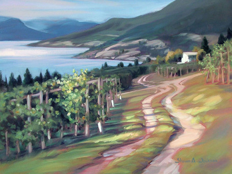High Road, Vineyard