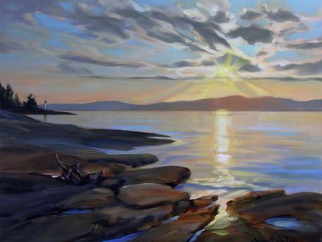 Sunrise Shores, Saltspring Island