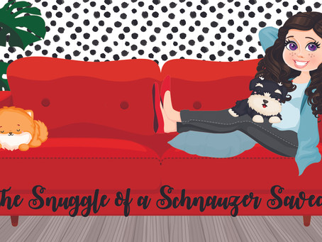 How the Snuggle of a Schnauzer Saved Me