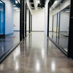 GREY SEALED CONCRETE - gloss