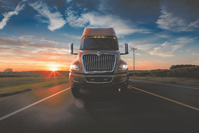 PVTL and International Trucks