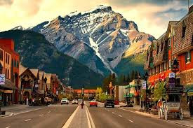 Banff, Alberta!
