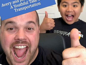 Truck Focus Podcast - Episode #15 - Avery and Josh Hannaberry - A Youthful Take on Transportation