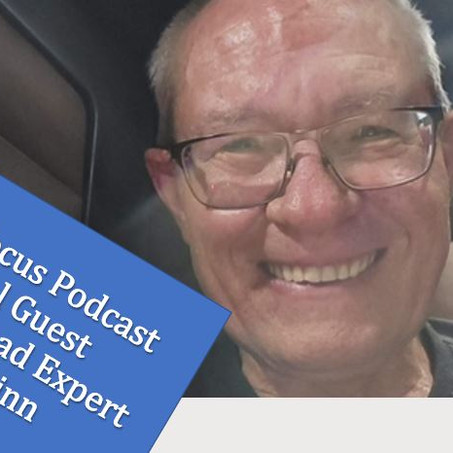 Truck Focus Podcast - Special Edition - Over The Road Expert - Chris Quinn