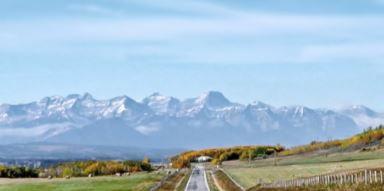 Cochrane, Alberta!