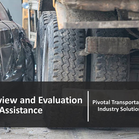 Collision Evaluation - Alberta