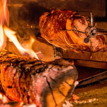 薪料理の日