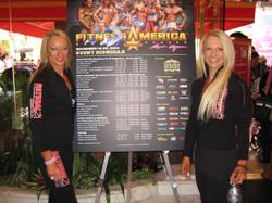 Fitness America Las Vegas 2010