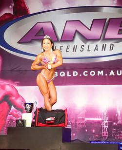 Cassie Overall Winner