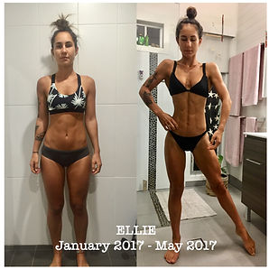 look better feel better with personal trainer