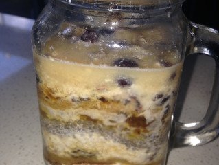 OVERNIGHT OATS TO ENJOY IN SUMMER