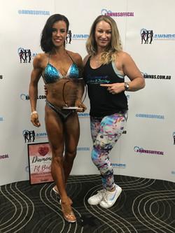 Kylie AWNBS Overall winner
