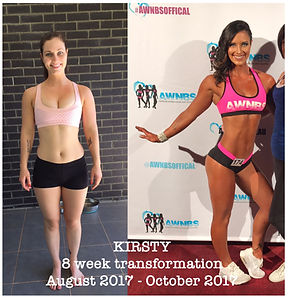 look better with personal trainer gold coast