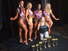 ANB National Fitness Girls