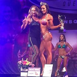 Bridget Overall ANB QLD Champion