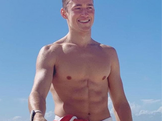 Is this the hottest man in Aussie Supercars?