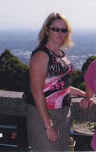 Karen Plum before transformation