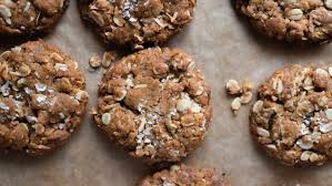 PROTEIN ANZAC BISCUITS