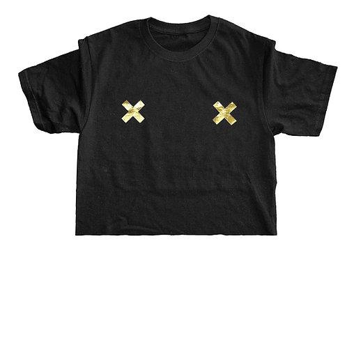 xx crop top