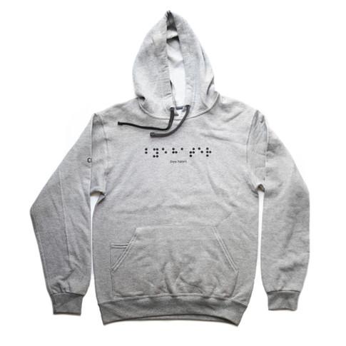 (bye hater) hoodie