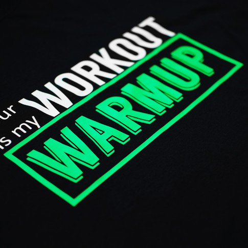 YOUR WORKOUT
